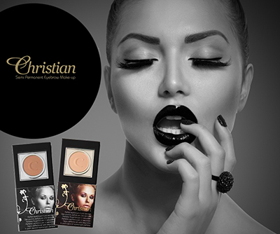 Christian Eyebrow Powder