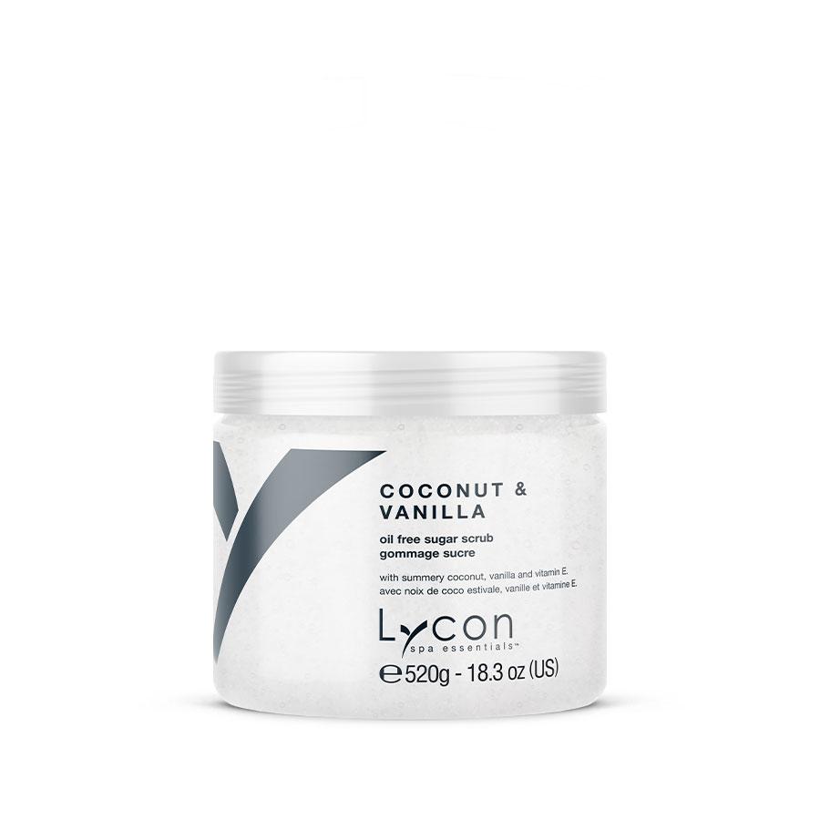Coconut & Vanilla Sugar Scrub 520g