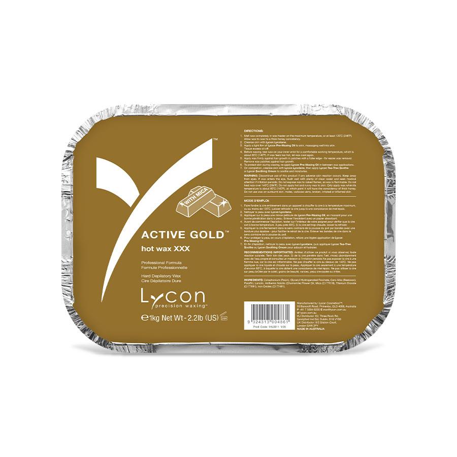 Hot Vox Active Gold