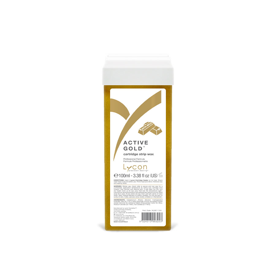 Active Gold Strip Wax 100ml
