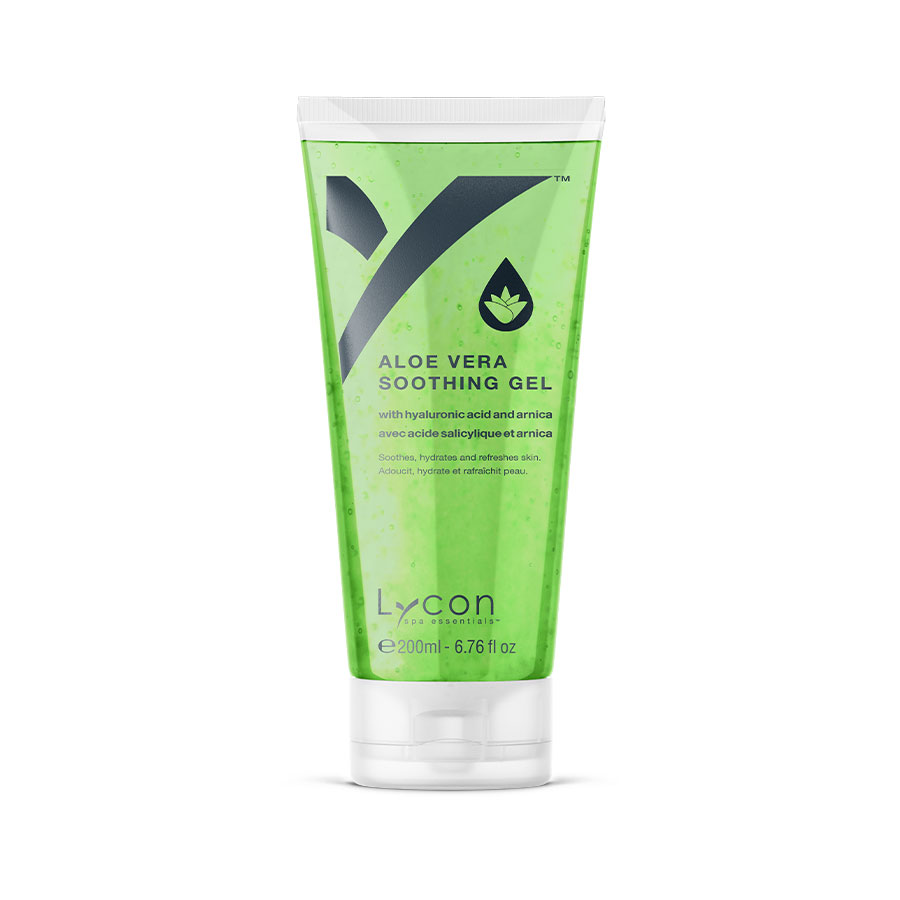 Aloe Vera Soothing Gel Spa Essentials 200ml