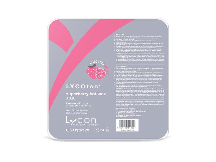 LYCOTEC SUPERBERRY HOT WAX XXX