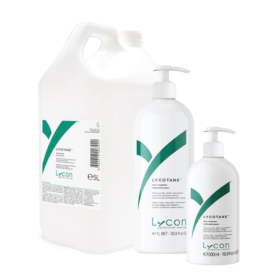 Lycotane Skin Cleanser